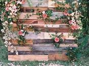 Tips Design Creative Wedding Backdrops Taking Photos