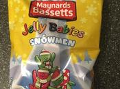 Today's Review: Jelly Babies Snowmen