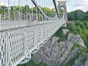 Below Bristol's Bridge