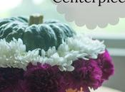 ....Easy Pumpkin Centerpiece