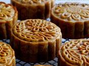 Traditional Baked Mooncakes 传统烘月饼