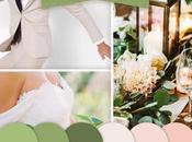 2017 Wedding Trend: Green Blush