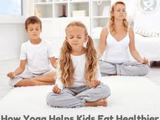 Yoga Helps Kids Healthier