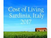 Cost Living Report, Sardinia, Italy 2017