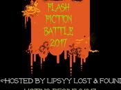 Horror October: Flash Fiction Battle 2017 #VoteNow #FFB17