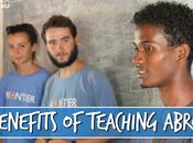 Benefits Teaching Abroad