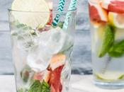 Amazing Benefits Herb Fruit Infused Water