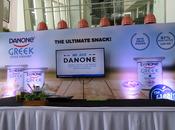 Danone Greek Style Plain Yoghurt: Healthy Swap