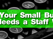 Signs Your Small Business Blog Needs Staff Writer