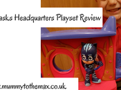 Masks Headquarters Playset Review