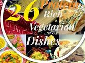 Vegetarian Protein Rich Recipes