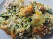 Cheesy Chicken Broccoli Pasta Bake