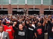 Pastor Jamal Bryant Leads Army Black Take Knee