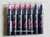 EXPRESS CRAYONS ORIFLAME Review Swatches