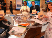 Oprah: Promoting Book 'Wisdom Sundays' [WATCH]