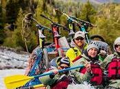 Video: Rafting Mountain Biking Remote Backcountry British Columbia