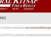 FIREFIGHTER/EMT Central Kitsap County Fire Rescue (WA)