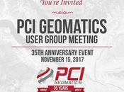 Geomatica 35th Anniversary Event