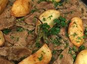 Thyme Pepper Steak