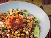 Vegan Chilaquiles
