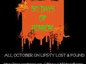 Days Horror: #30daysofhorror