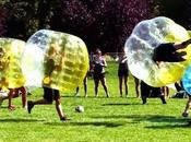 Athletic Trend: Bubble Soccer