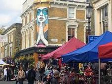 Notting Hill Kensington, London