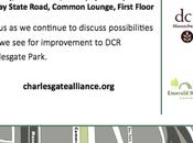 Charlesgate Alliance: Talk About Park Dec. 2017