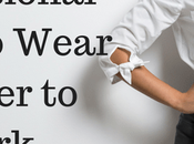 Professional Ways Wear Leather Work