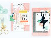 Crate Paper Design Team Ballet Cards