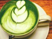 Matcha Latte with Almond Milk Recipe