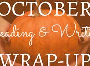 October Reading Writing Wrap
