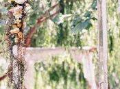 Rustic Door Wedding Decoration Ideas