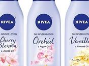 Indulge Your Skin Senses with NIVEA® Infused Lotions
