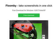 Floomby Review: Take Screenshots Click