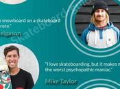Awesome Inspirational Skateboard Quotes Skateboarders [Infographic]
