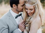Boho Beach Wedding with Macrame Details