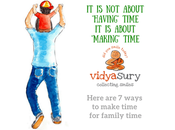 Ways Make Time Family
