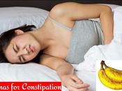 Bananas Constipation Good They?