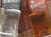 Fending Yourself With Cocktail Hand: Nemiroff Vodka