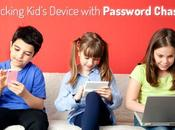 Keep Tracking Kid's Device with Password Chaser