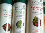 Winter Skin Care Routine with BIOTIQUE