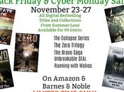 Black Friday Cyber Monday Book Sale: Check Out!