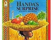 Children's Hour: Handa's Surprise (re-visited)