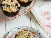 BEST Blueberry Buttermilk Streusel Crumble Muffins Buttery Crispy with Moist Fluffy Cake Muffin Base HIGHLY RECOMMENDED!!!