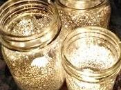 FRUGAL TIP: Make Your Glitter Mason Candles