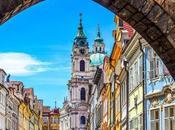 Taking Vacation Prague