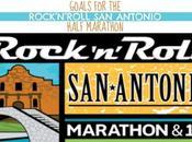 Goals Rock'n'Roll Antonio Half Marathon