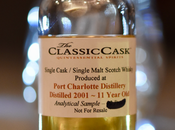 Whisky Review Classic Cask Port Charlotte Year