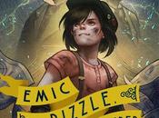 EMIC RIZZLE, TINKERER (Middle Grade Novel from Mary Domanska Special Guest Article)